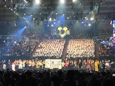 『LIVE SDD 2019』大阪城ホール出演
